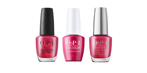 OPI 15 Minutes Of Flame - OPI Hollywood Collection   Beyond Polish