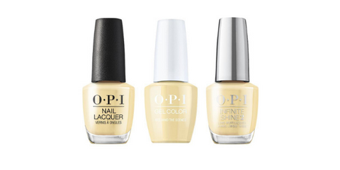 OPI Bee-hind The Scenes - OPI Hollywood Collection   Beyond Polish