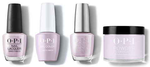 OPI Nail Lacquer, GelColor, Infinite Shine & Powder Perfection - Graffiti Sweetie