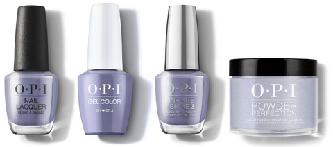 OPI Nail Lacquer, GelColor, Infinite Shine & Powder Perfection - OPI Heart DTLA