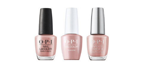 OPI I'm An Extra - OPI Hollywood Collection   Beyond Polish