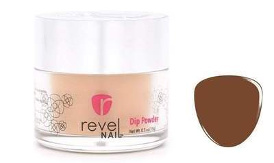 Revel Nail Dip Powder Sienna - Bare With Me Collection - Beyond The Bottle | Beyond Polish