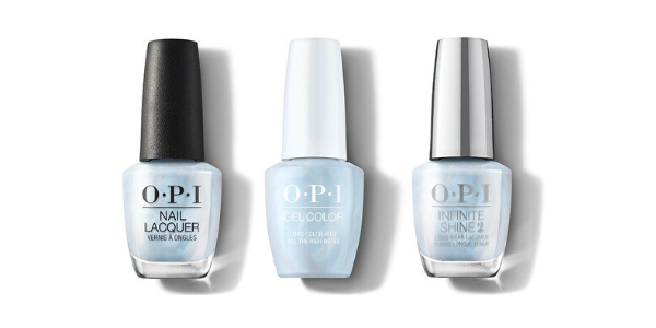 OPI This Color Hits All the High Notes - Nail Lacquer, GelColor & Infinite Shine