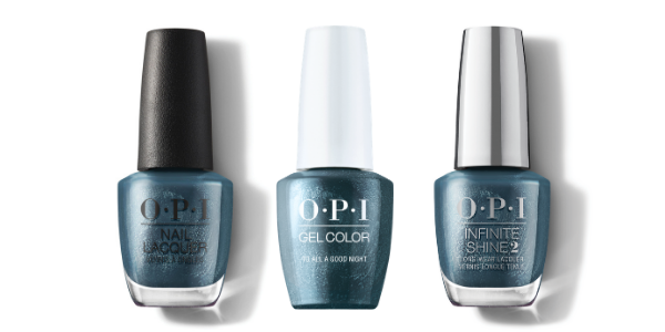 OPI Nail Lacquer, GelColor & Infinite Shine - To All A Good Night