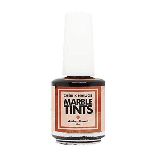 Cheri Marble Tint - Amber Brown - #MT-80246-Beyond Polish