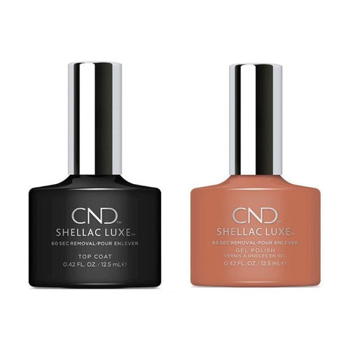 CND - Shellac Luxe - Top Coat & Boheme 0.42 oz - #298-Beyond Polish
