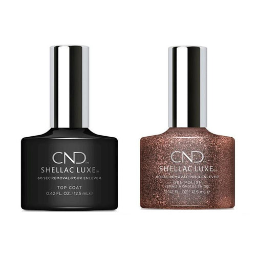 CND - Shellac Luxe - Top Coat & Grace 0.42 oz - #301-Beyond Polish