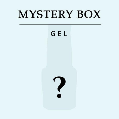 Mystery Box - Gel Polish - CND Cool Tones-Beyond Polish