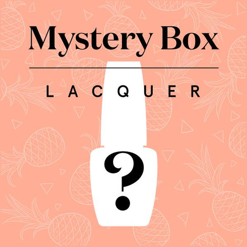 Mystery Box - Lacquer - Essie Obsessed-Beyond Polish