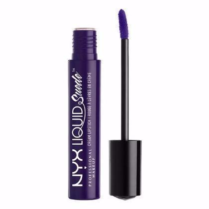 NYX Liquid Suede Cream Lipstick - Foul Mouth - #LSCL18-Beyond Polish