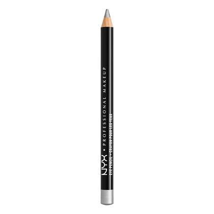 NYX Slim Eye Pencil - Silver - #SPE905-Beyond Polish