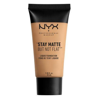 NYX Stay Matte But Not Flat Liquid Foundation - Warm Beige - #SMF17-Beyond Polish