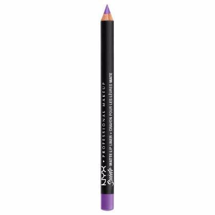 NYX Suede Matte Lip Liner - Sway - #SMLL06-Beyond Polish