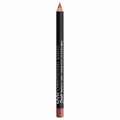 NYX Suede Matte Lip Liner - Whipped Cavier - #SMLL25-Beyond Polish