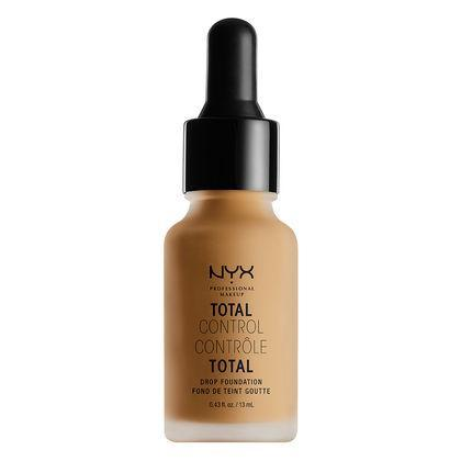 NYX Total Control Drop Foundation - Golden Honey - #TCDF14-Beyond Polish