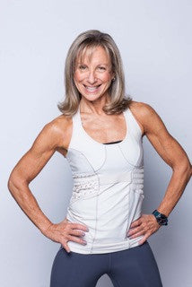 Strong Powerful Women:   IVY BERKE - NONSTOP FITNESS INSTRUCTOR IN HER FIFTIES