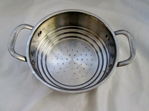 Cuisinart 7116-20S Chef's Classic Stainless Steel Steamer Insert Colander Pan Pot