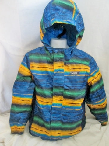 Childrens Youth Boys Kids Girls XMTN Jacket Coat Winter 6/6X Ski Snowboard BLUE