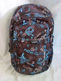 DAKINE DK FACTOR PACK BACKPACK Shoulder Rucksack Travel BAG BROWN 91245