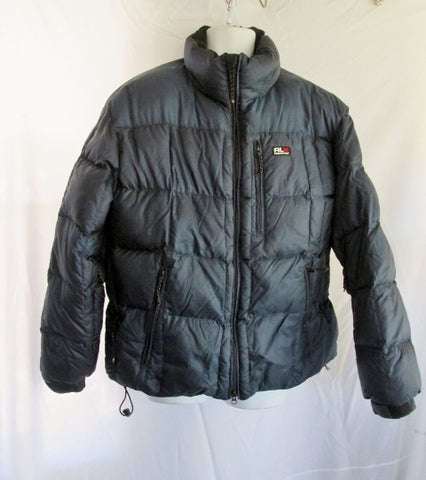 Mens RALPH LAUREN RLX POLO SPORT Down JACKET Coat Puffer BLUE NAVY XXL 2XL