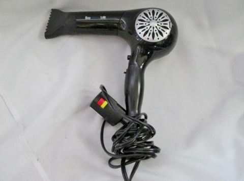 BIO IONIC PRO CREATE ION Hair Dryer Attachment Salon Professional BLACK - WORKS!
