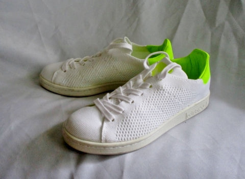 ADIDAS STAN SMITH Sports RUNNING Sneaker Athletic Shoe WHITE 5.5 Trainer
