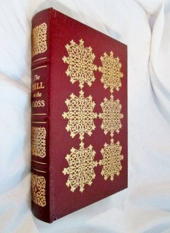 NEW 1980 EASTON PRESS MILL ON THE FLOSS ELIOT Hardcover Leather Book RED Collectible Gilt