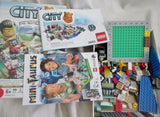 LEGO 3865 CITY JOIN THE CHASE! Building Block Toy Open Box Buildable Game COLLECTIBLE!