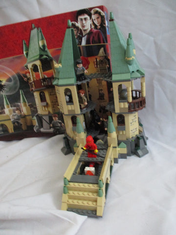 LEGO 4867 HARRY POTTER Set Creative Play Building Toy Minifigs Construction Fun