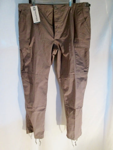 NEW NWT MENS PROPPER BDU TROUSER PANT XL/R CADET CARGO 42X32 Gray Grey