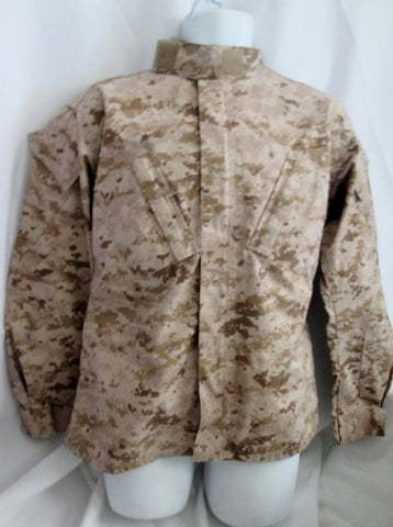 PROPPER ARMY COMBAT MILITARY Coat CAMOUFLAGE UNIFORM Regular BROWN US AMERICAN