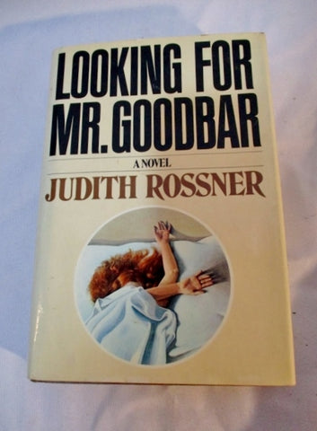 LOOKING FOR MR. GOODBAR JUDITH ROSSNER HCDJ FIRST EDITION 1st PRINTING HCDJ
