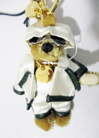 NEW PRADA CHARM BEAR KEYRING Keychain HIP HOP RAP TRICK JOE