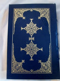 1977 EASTON PRESS PRIDE AND PREJUDICE AUSTEN Hardcover Leather Book BLUE Collectible Gilt