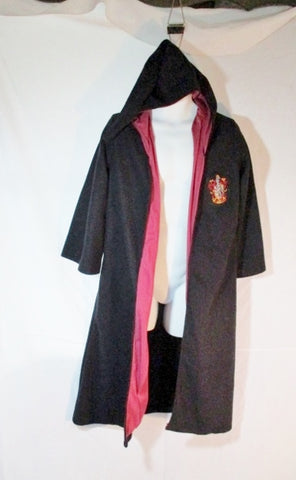 Youth HARRY POTTER Hermione Granger Style Gryffindor Robe Costume Hoodie