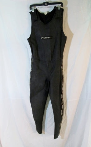 Adult RONNY CANADA Neoprene Wetsuit Diving Suit Swim BLACK XXL Stripe