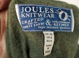 Womens Ladies JOULES KNITWEAR THE FOX Pullover Sweater OLIVE GREEN S 6