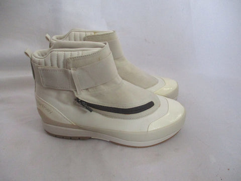 ADIDAS STELLA MCCARTNEY ADIZERO Sneaker High Top SHOE 6.5 CREME