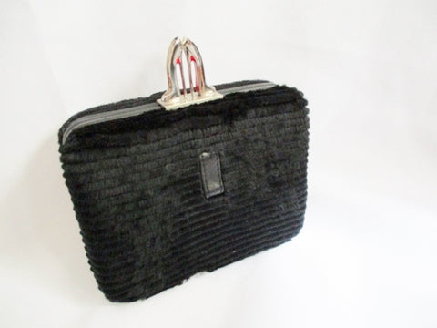 NWT New CHRISTIAN LOUBOUTIN DANCING QUEEN bag purse BLACK crossbody