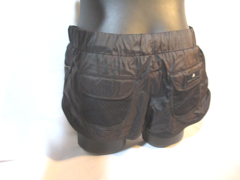 NEW ADIDAS STELLA MCCARTNEY Running Shorts BLACK 36 S Fitness