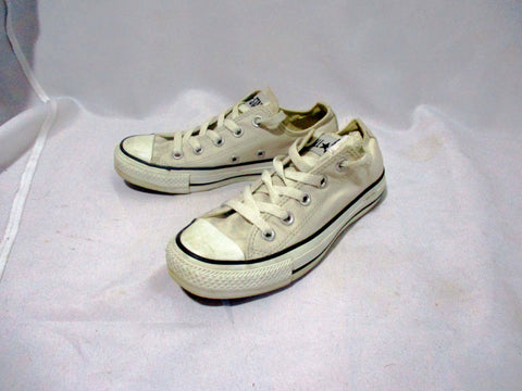 CONVERSE ALL STAR Chuck Taylor Sneaker Athletic Sports 5 CREME Trainer