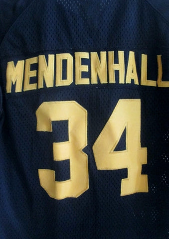 ffc42f111 ... NFL PITTSBURGH STEELERS MENDENHALL 34 FOOTBALL Jersey Top BLACK 10-12  OnField Reebok ...