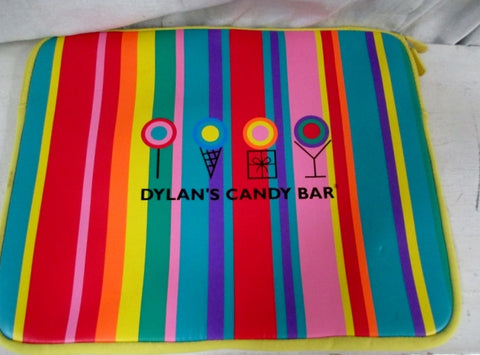 DYLAN'S CANDY BAR Laptop Sleeve Notebook Computer Tablet Case Protector Carrier