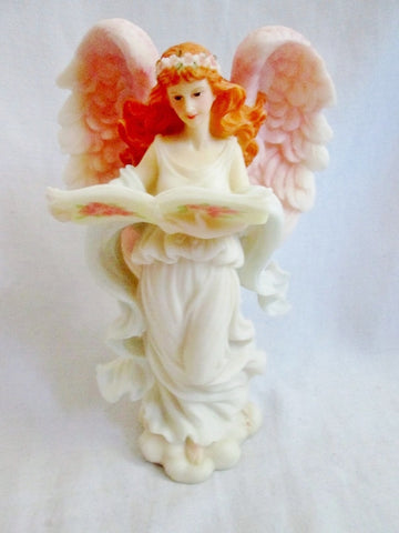 MINT Seraphim Classics Roman MELODY HEAVEN'S SONG ANGEL Heaven on Earth Sculpture Art Statue Retired