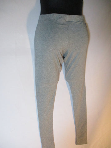 NEW NIKE ATHLETIC DEPT Yoga Legging Pants GRAY S Athletic Fitness