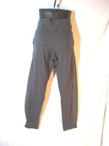 SWEATY BETTY Trouser Yoga Pants GRAY M GREY Sweatpant Loungwear Athletic Fitness