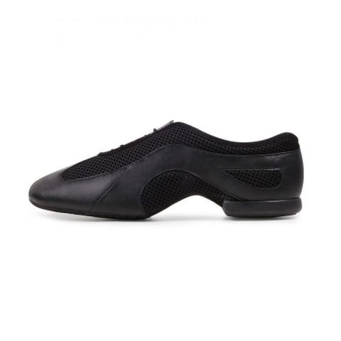 NIB NEW BLOCH SLIPSTREAM SLIP ON JAZZ Dance Shoe ES0485L SLIPPER -BLK BLACK 5