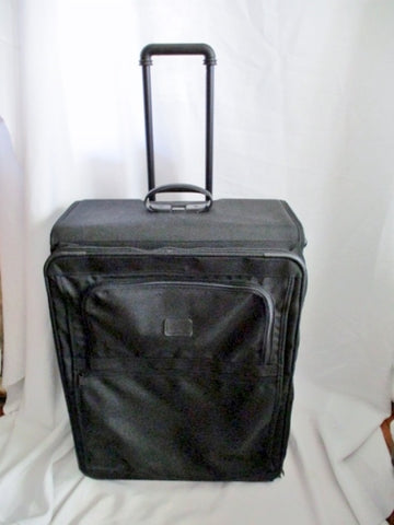 "27"" TUMI BALLISTIC 2245D3 SUITCASE Travel Bag Carry-On Rolling BLACK Weekender"