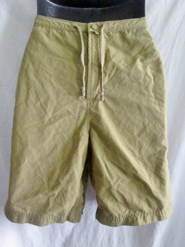 Womens EMS EASTERN MOUNTAIN SPORTS Shorts 10 KHAKI GHURKA Spring Summer
