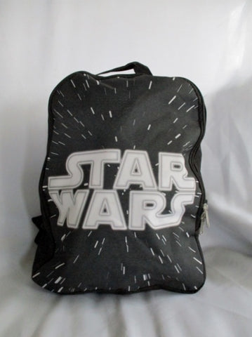 Lucasfilm STAR WARS BACKPACK Shoulder Rucksack Travel Book BAG BLACK School